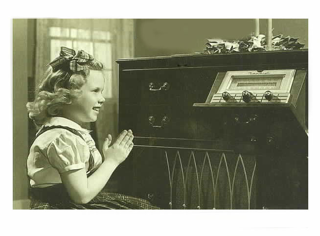 CHRISTMAS OLD TIME RADIO CLASSICS FOR CHILDREN