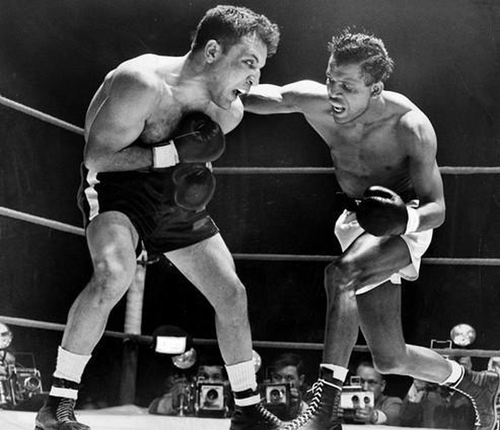 Classic boxing images