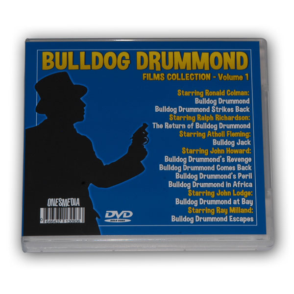 BULLDOG DRUMMOND Volume 1