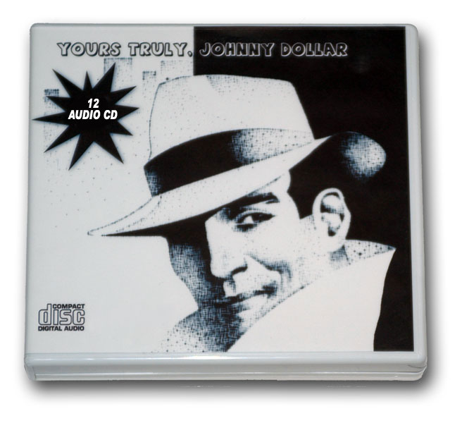 YOURS TRULY, JOHNNY DOLLAR COLLECTION Volume 14