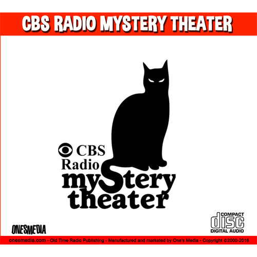 CBS RADIO MYSTERY THEATER Collection 5 - BOX SETS 9 and 10